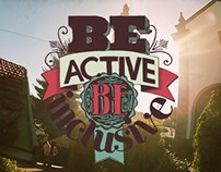 Be Active, Be Inclusive - European Project