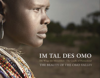 BOOK: The beauty of the Omo Valley