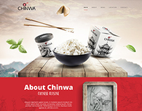 Chinwa restaurant in Dubai